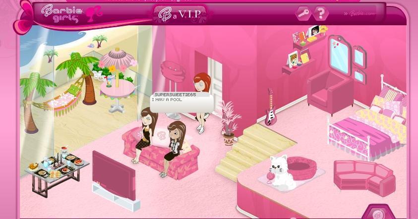 Barbie Girls - Mattel Consumer Relations Answer Center - Technical.